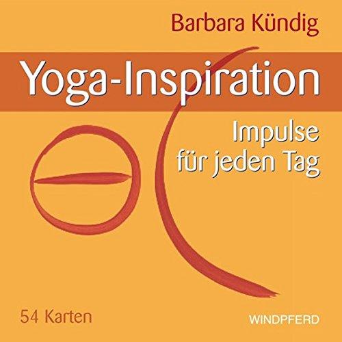 Yoga-Inspiration - Impulse für jeden Tag 54 Karten