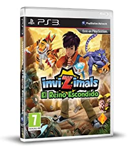 Sony Invizimals: El Reino Escondido, PS3 PlayStation 3 ESP videogioco
