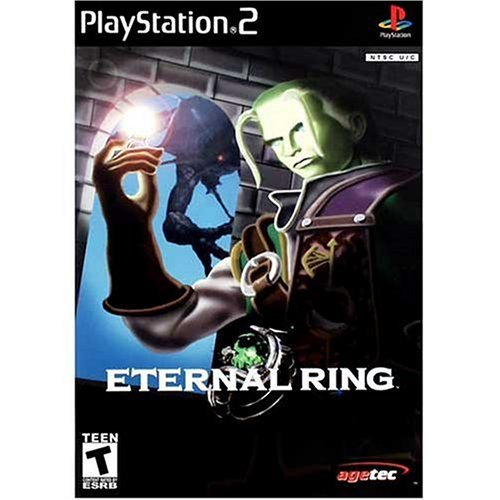 Eternal Ring - PlayStation 2 by Agetec