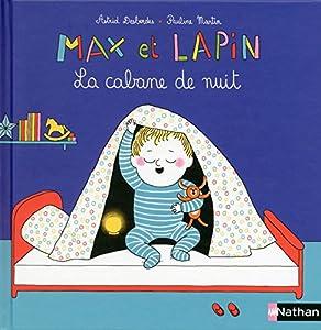"""Afficher """"Max et lapin<br /> La cabane de nuit"""""""