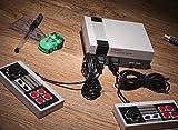 NES 500 Mini Classic - Précharge 500 Jeux