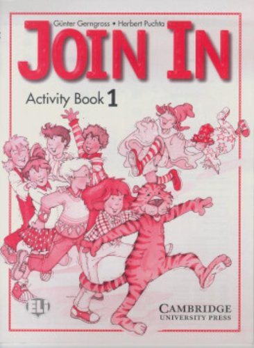 Join In Activity Book 1