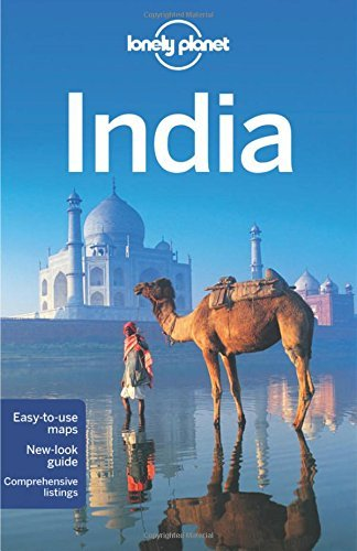 Lonely Planet India (Travel Guide) by Lonely Planet (2015-10-20)