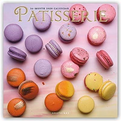 Patisserie 2020 Calendar