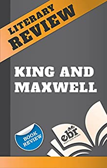 Book Review - King And Maxwell (King & Maxwell Series #6) (Unofficial) (English Edition) par [Expert Book Reviews, BookScribed]