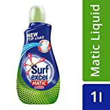 #10: Surf Excel Matic Top Load Liquid Detergent - 1.02 L