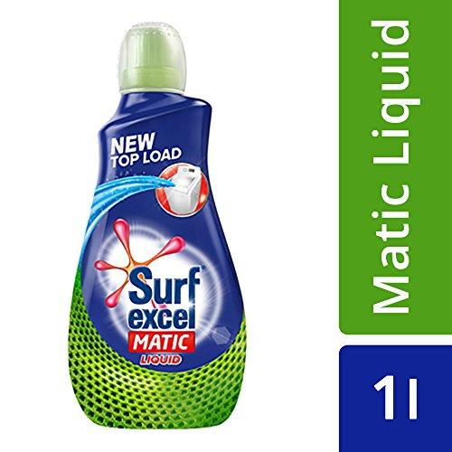 Surf Excel Matic Top Load Liquid Detergent - 1.02 L