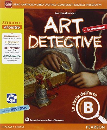 Art detective. Ediz. light. Per la Scuola media. Con e-book. Con espansione online