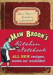 Maw Broon's Kitchen Notebook