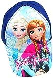 Disney Frozen Die Eiskönigin Baseball Cap für Kinder, dunkelblau, Art. 9993, Gr. 54