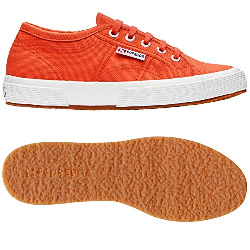 Superga S4s, Unisex - Adulto RED CORAL