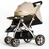 MuMa Cochecito Bebé Carro de bebé Puedes sentarte Puede ser Plano Muy Ligero Se Puede doblar1