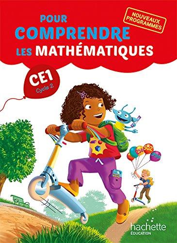 Pour comprendre les mathmatiques CE1 - Fichier lve - Ed. 2016