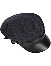 Amazon.it  cappellino con visiera - Donna  Abbigliamento 9d49efe6b441