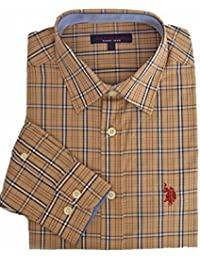 US Polo Assn. - Camisa formal - para hombre