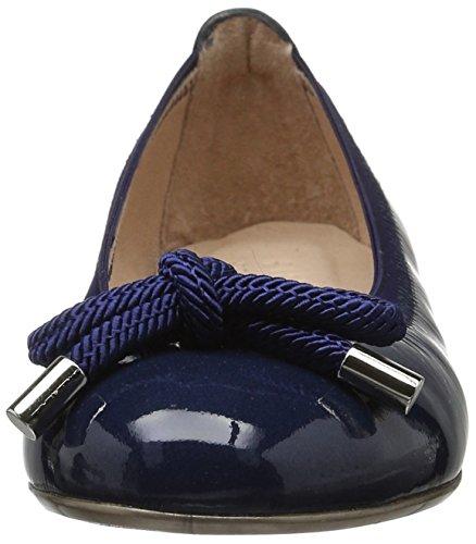 Hispanitas Macadam-v7, Ballerines femme Blau (KAFFIR-V7 JEANS)