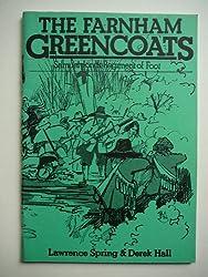 Farnham Greencoats: Col.Samuel Jones' Regiment of Foot