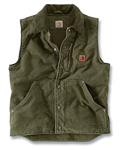 Carhartt 101231 Chapman Vest - Gefütterte Arbeitsweste