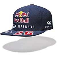 Infiniti Red Bull Racing Formula 1F1Daniil Kvyat n. 26FLAT Peak
