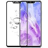 Newlike Huawei Nova 3i 5D Tempered, Newlike Full Edge To Edge Coverage Tempered Glass For Huawei Nova 3i - Black