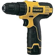 Stanley Tools Compact Drill, 10.8V Li-Ion