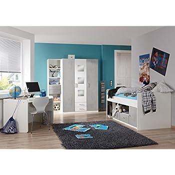 lifestyle4living Jugendzimmer, Jugendmöbel, Teenagerzimmer