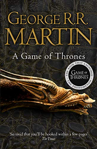 A Game of Thrones (Reissue) (A S...
