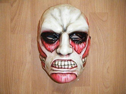 Attaque sur Titan New réplique masque catch Fancy Dress Up Enfant Adulte Cosplay
