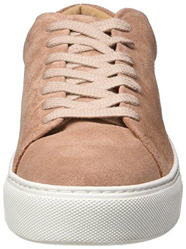 Selezionato Femme Damen Sfdonna New Suede Sneaker Braun (burlwood)