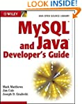 MySQL and Java Developer's Guide (Jav...