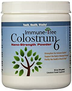 Colostrum 6hr First Milking *May Support A Healthy Immune System Energy, Lean Muscle, Testosterone *May Help Support Diabetes, Ulcerative Colitis, Crohns, Lupus, Hashimotos, Autoimmune *100% Money Back GUARANTEED! *Organic From Happy Cows Powder (6.5 oz) (184g)