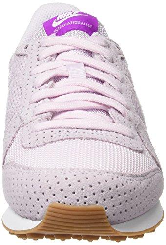 Nike Internationalist Baskets Collection 2016Disponible en différentes couleurs Blanc (Bleached Lilac/Summit White/Gum Mid Brown)
