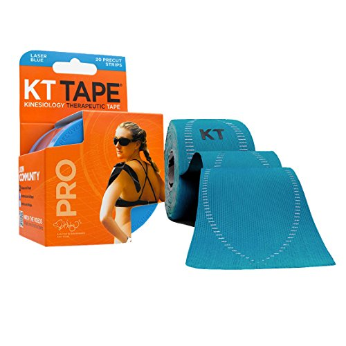 kt-tape-pro-pre-cut-20-strip-synthetic-laser-blue