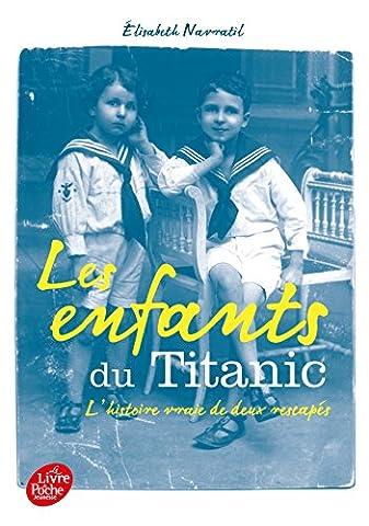 Les Francais Du Titanic - Les enfants du