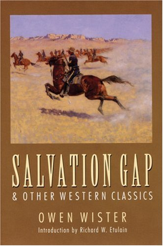 Salvation Gap and Other Western Classics Salvation Gap and Other Western Classics (Classic Gap Shorts)
