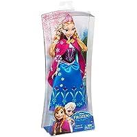 Disney Princesas Muñeca Frozen, Anna (Mattel Y9958)