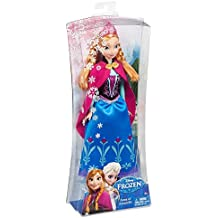 Princesas Disney - Muñeca Frozen, Anna (Mattel Y9958)