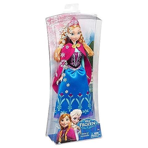 Mattel Disney Princess Y9958 - Die Eiskönigin Anna,
