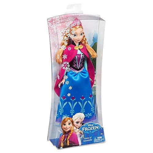 Princesas Disney Frozen sparkle - Muñeca Elsa (Mattel Y9960)