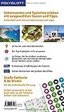 POLYGLOTT on tour Reiseführer Griechenland: Mit großer Faltkarte, 80 Stickern und individueller App - Claudia Christoffel-Crispin
