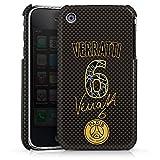 DeinDesign Coque Compatible avec Apple iPhone 3Gs Étui Housse Paris Saint-Germain Produit sous Licence Officielle PSG Verratti