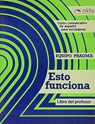 ESTO FUNCIONA. Libro del profesor