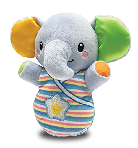 VTech- Elephanteau Dodo, 508605, Bleu