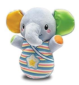 VTech Elephanteau Dodo Bleu Niño/niña - Juegos educativos (AAA, 190 mm, 85 mm, 230 mm, 160 g, 225 mm)
