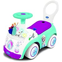 Kiddieland Frozen Magical Adventure Activity Ride-On by Kiddieland Toys Limited
