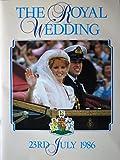 Royal Wedding Book: Prince Andrew and Sarah Ferguson