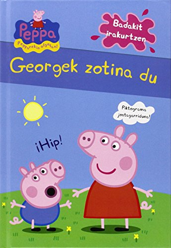 Peppa Pig. Georgek zotina du por From Mensajero, S.a.