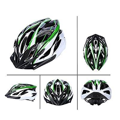 Bike Helmet,eTTgear Eco-Friendly Super Light Integrally Bike Helmet,Adjustable Lightweight Mountain Road Bike Helmets for Men and Women by eTTgear