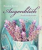 Augenblick 2018 - Postkartenkalender -