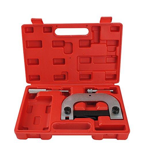 CCLIFE Motor Einstellwerzeug Zahnriemen Wechsel Werkzeug Clio Laguna Megane Espace K4J K4M F4P K4R